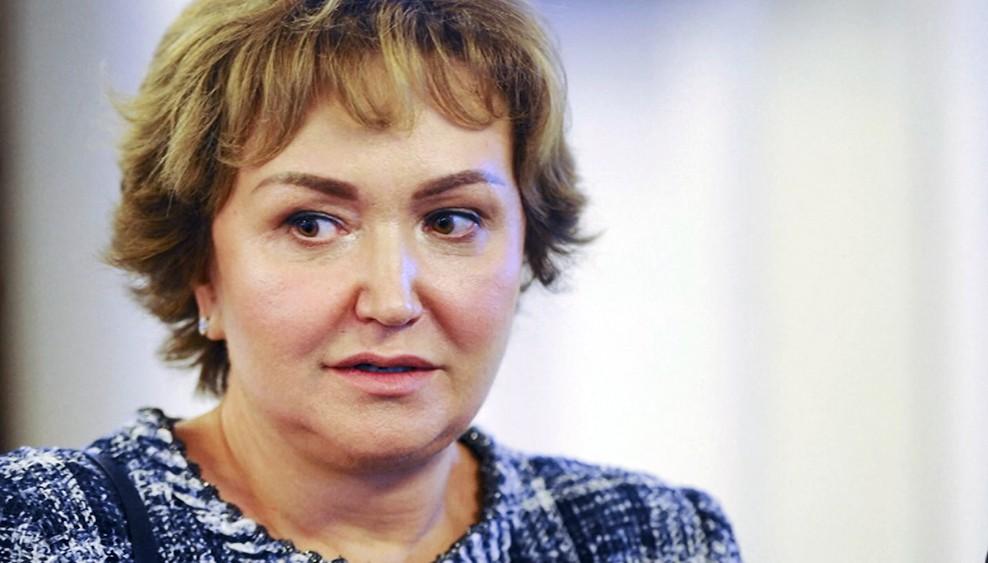 """Совладелица и глава совета директоров """"Группы компаний S7"""" Наталия Филёва"""