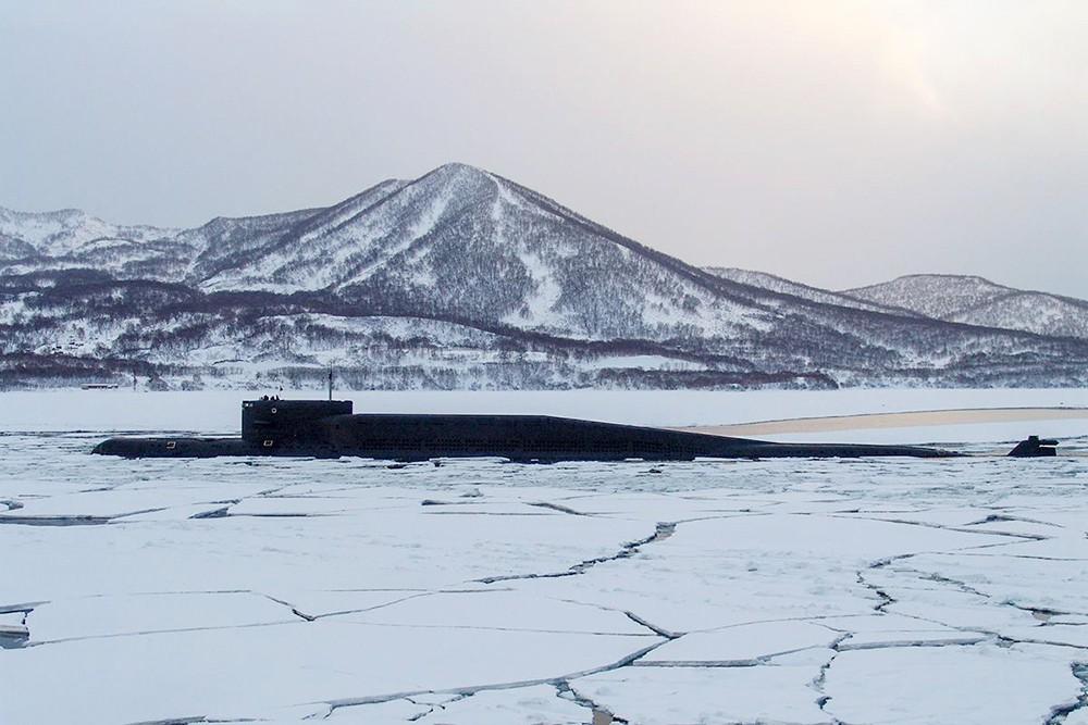 Подводный крейсер