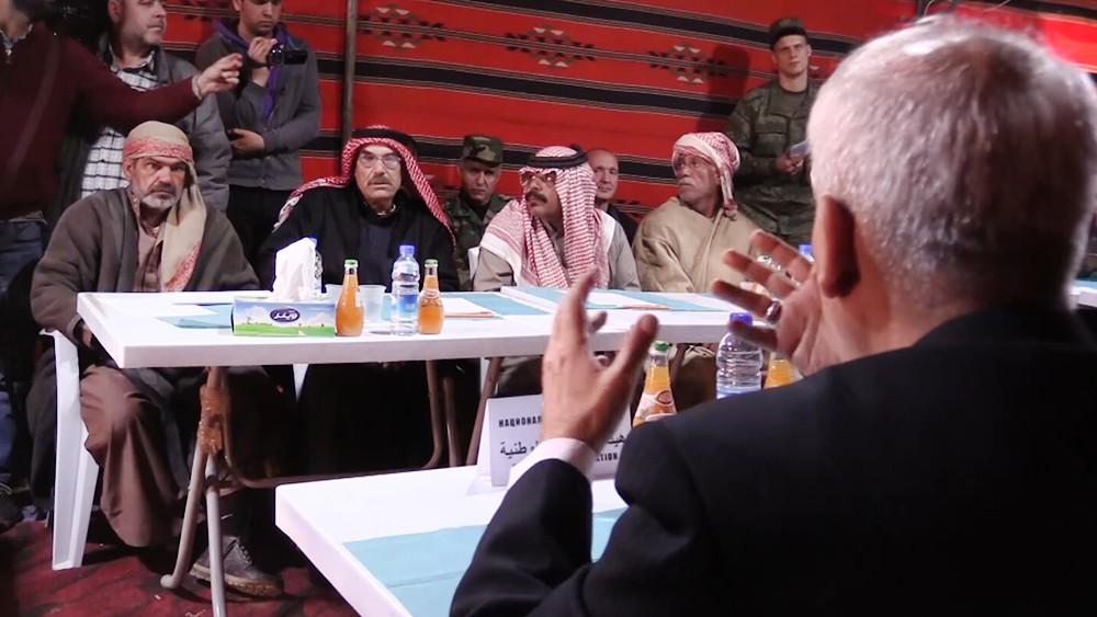 """Переговоры по ликвидации лагеря """"Эр-Рукбан"""" в Сирии"""