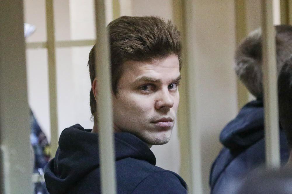 Александр Кокорин в суде