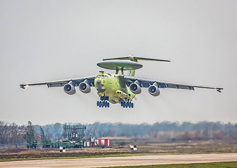 """Самолет А-100 """"Премьер"""""""
