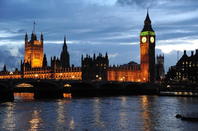 Вестминстерский дворец (парламент Великобритании)