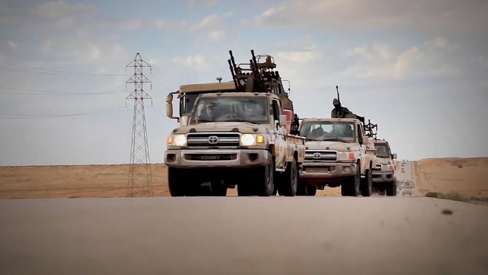 Национальная армия Ливии