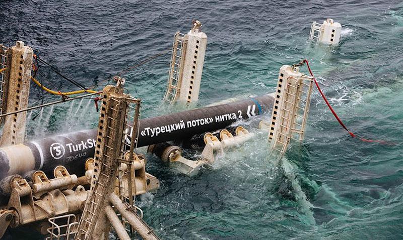 """Газопровод """"Турецкий поток"""""""