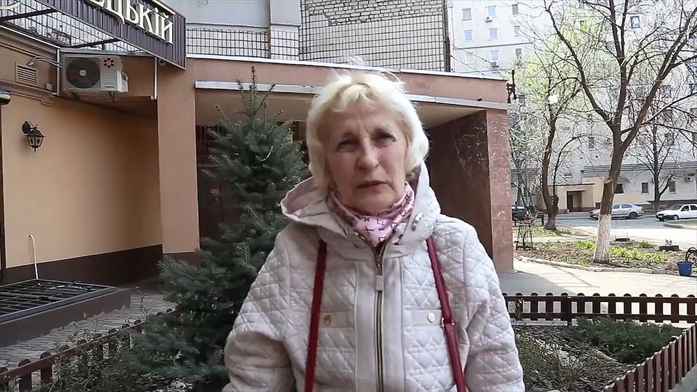 Мама Владимира Зеленского