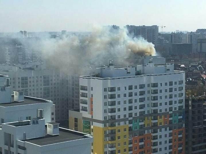 Взрыв в Екатеринбурге