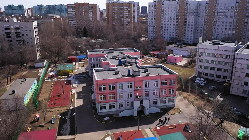Ломоносовский район