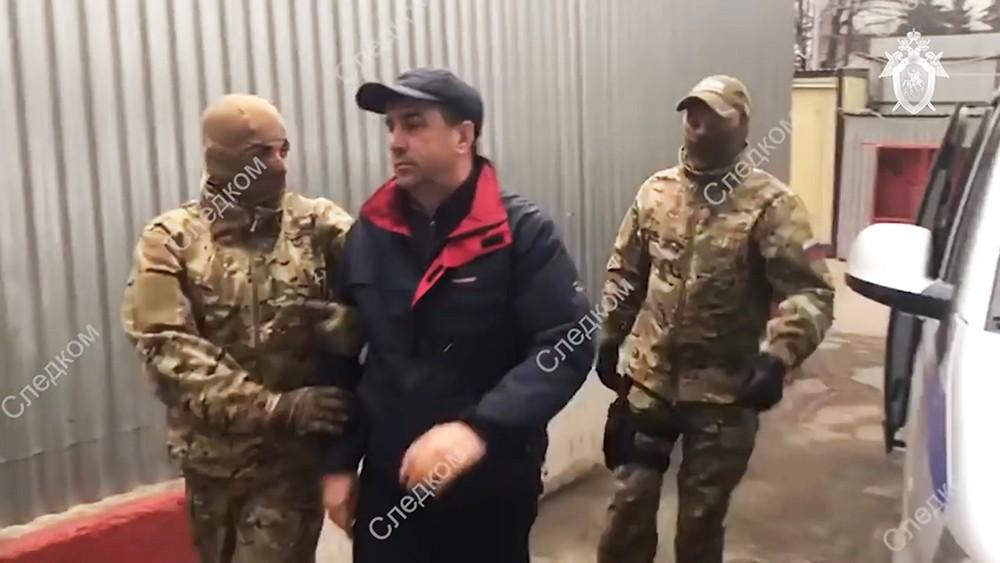 Задержание главы Дербентского района Дагестана