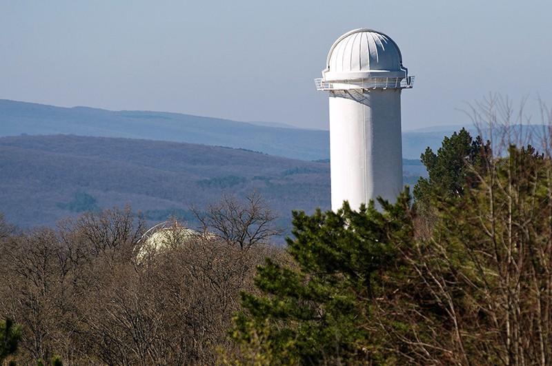 Башенный солнечный телескоп