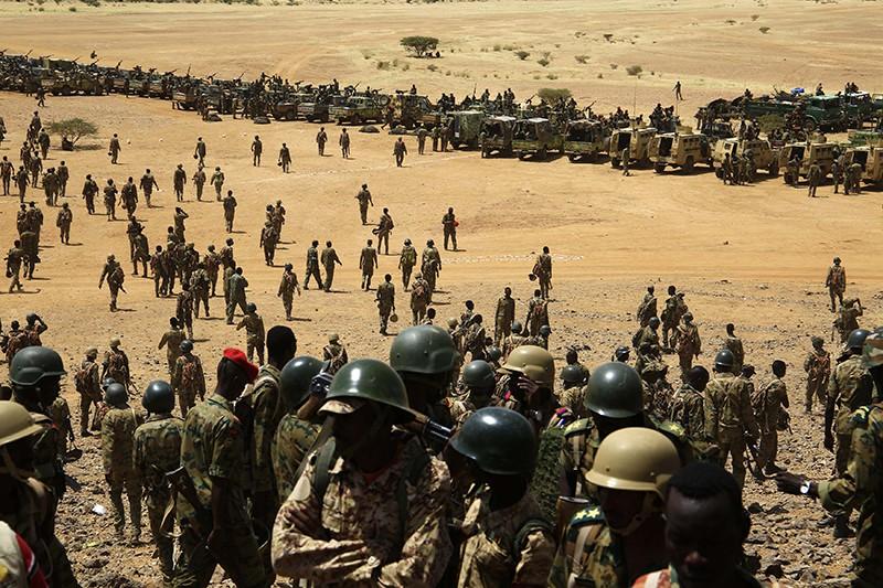 Военные Судана