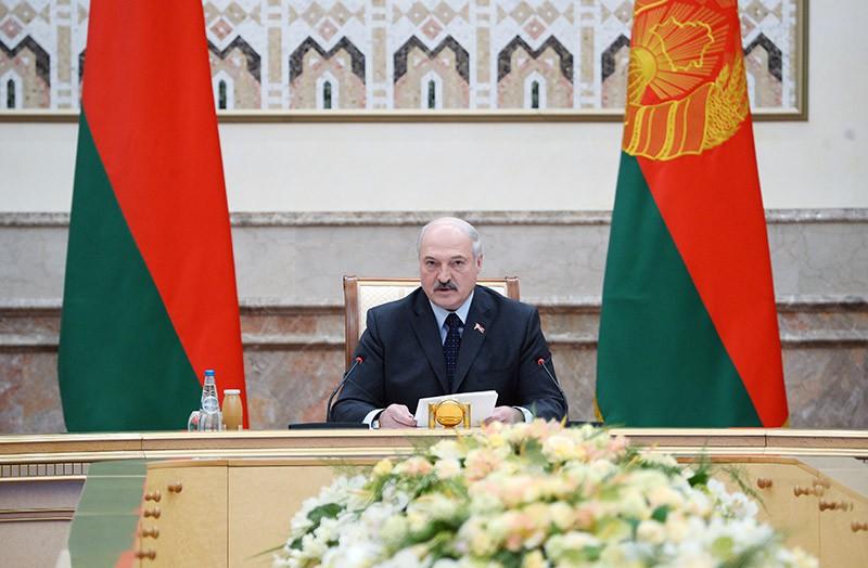 Президент Беларуссии Александр Лукашенко
