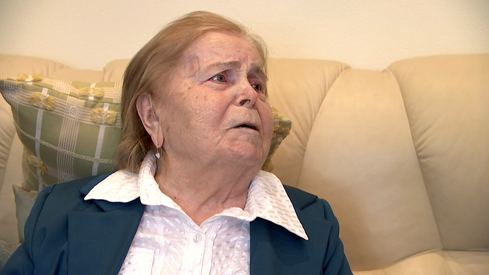 Ветеран Мария Филиппова