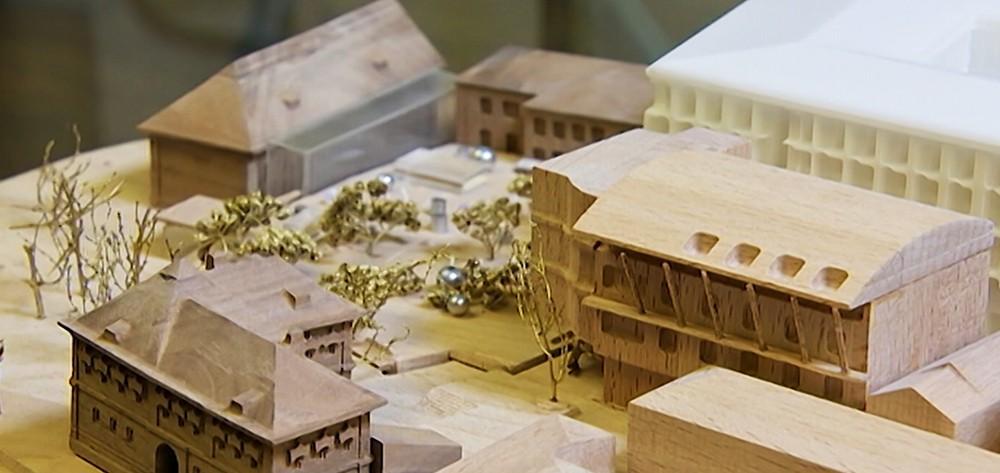 В центре Москвы возведут настоящий дворец