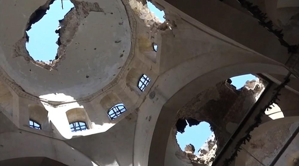 В Алеппо восстановили один из старейших христианских храмов