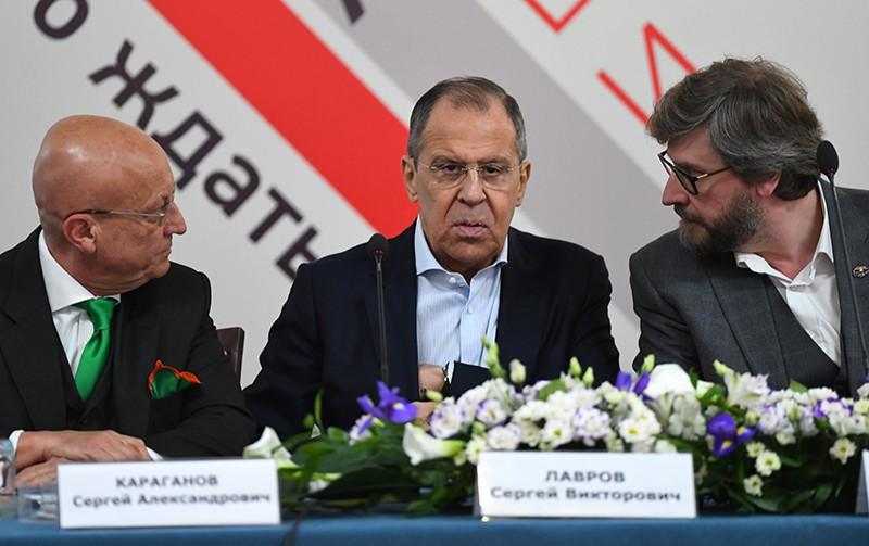 XXVI ассамблея Совета внешней и оборонной политики