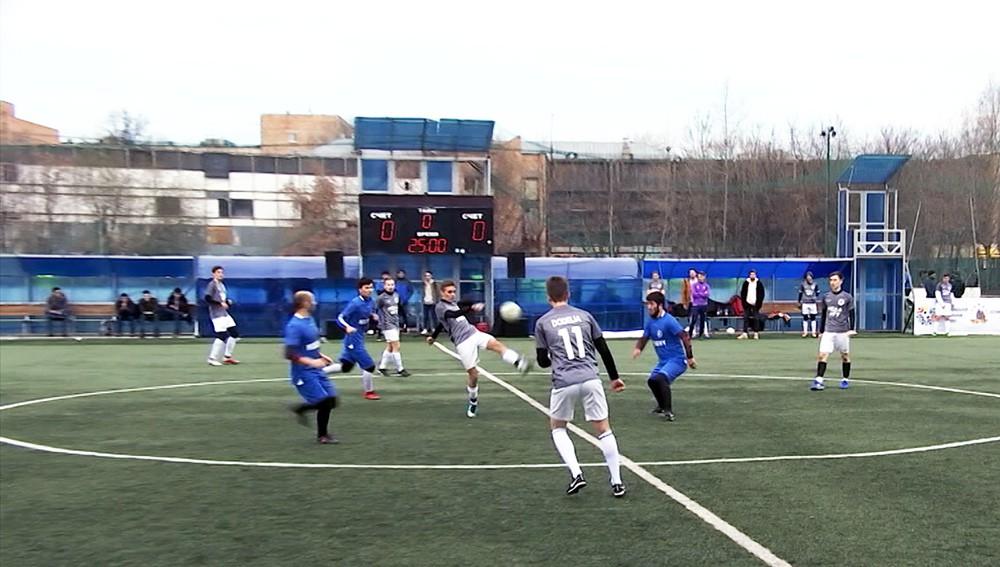 футбольный чемпионат сред диаспор