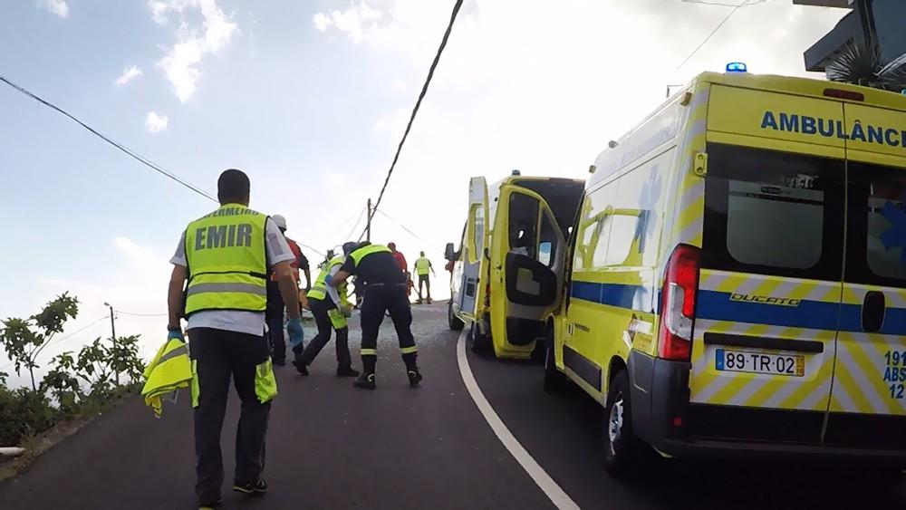Спасатели Португалии