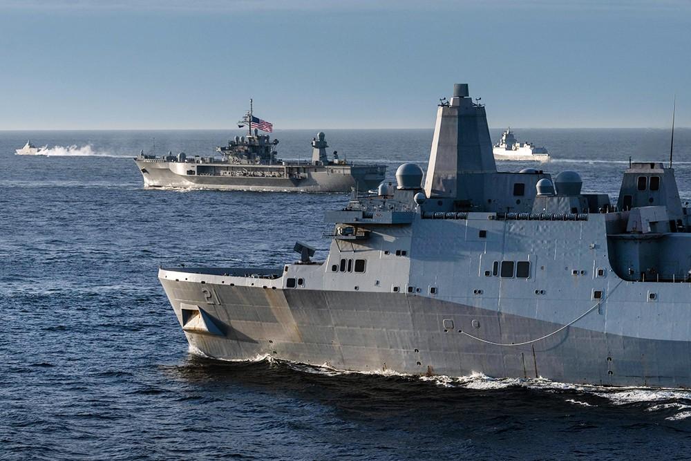 Корабли сил НАТО