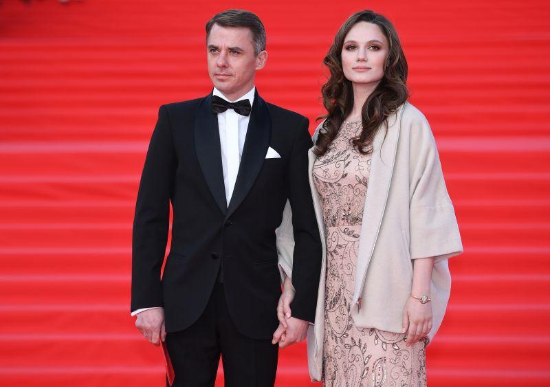 Игорь Петренко с супругой