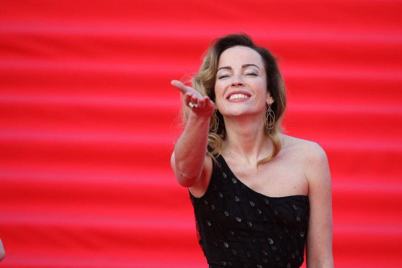 Актриса Ольга Зайцева