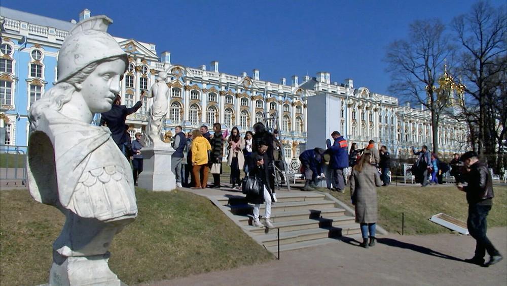 Государственный Музей-заповедник Царское Село