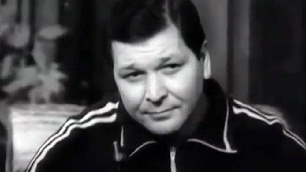 Хоккеист Александр Мальцев