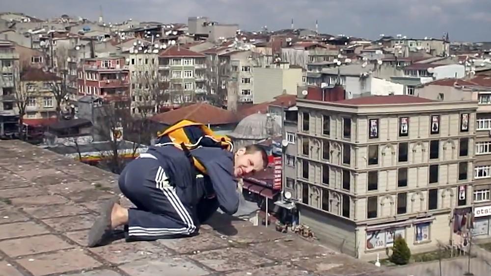 Путешественник-экстримал Иван Ключарев
