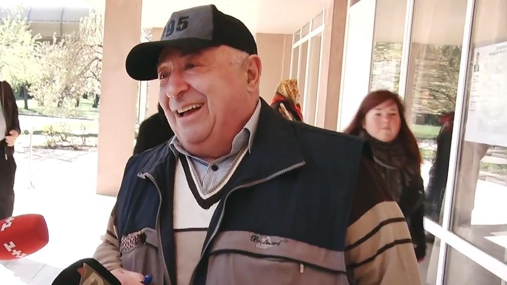 Отец Владимира Зеленского