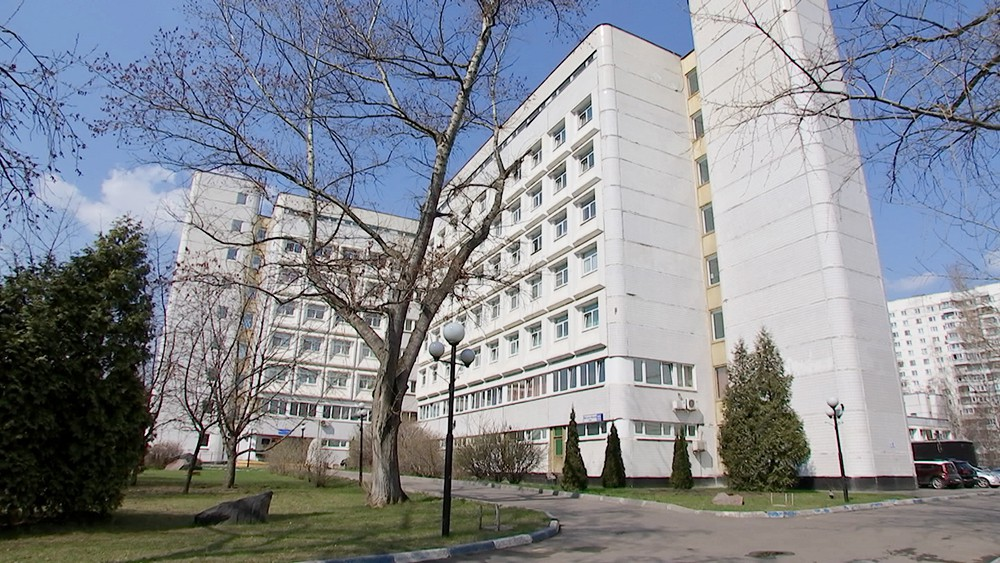 Больница им. Вересаева