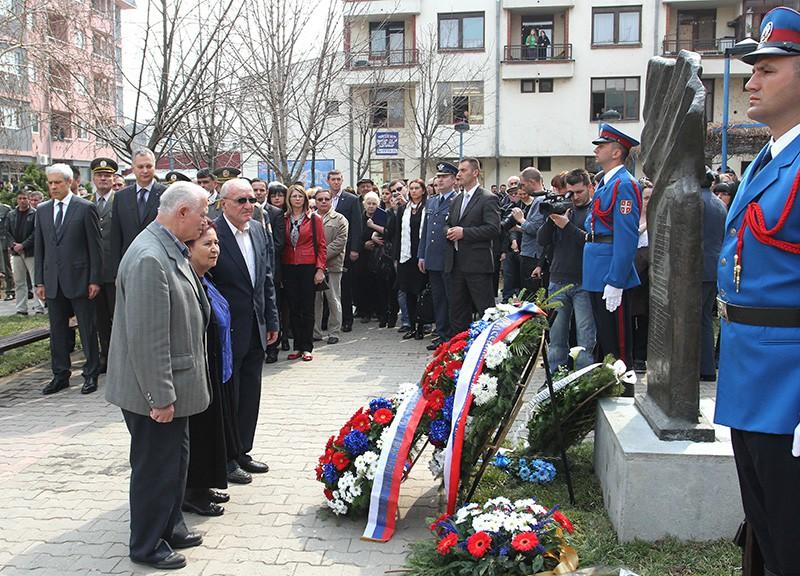 В Сербии почтили память погибших при бомбежке НАТО