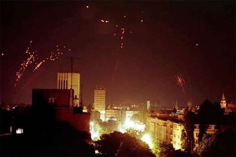 Операция НАТО против Югославии