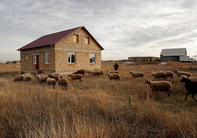Жилой дом в Крыму