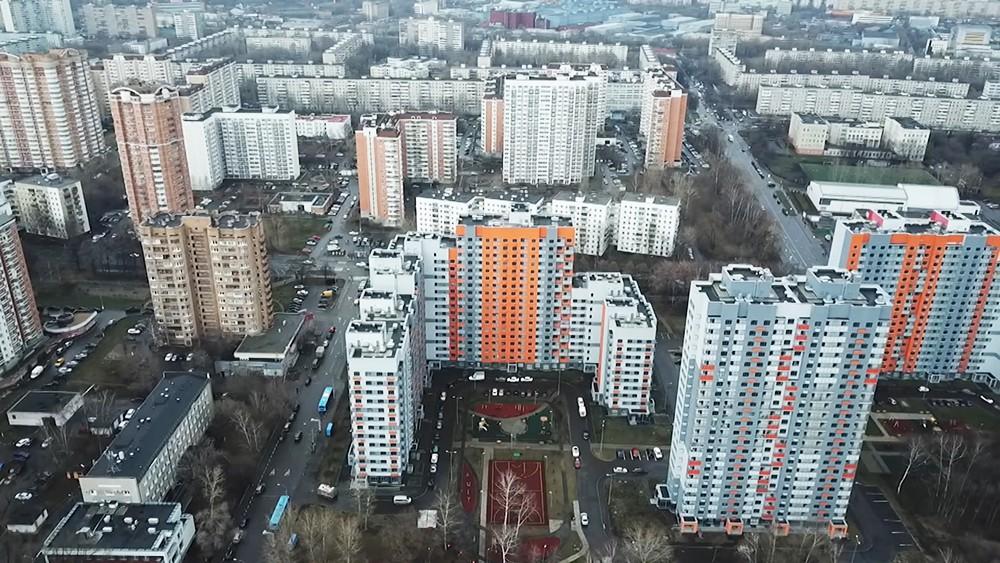 Район Бескудниково
