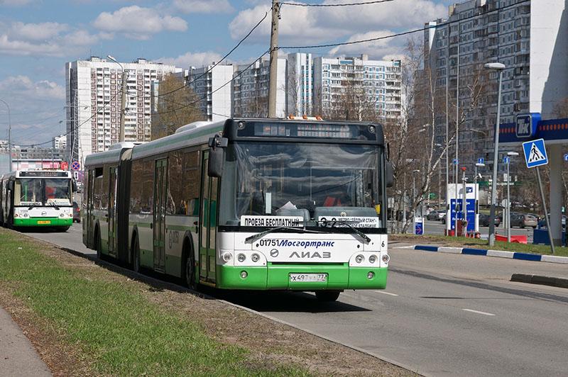Бесплатные автобусы в дни церковных праздников