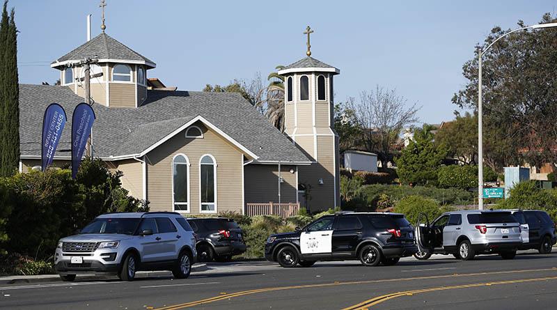 Стрельба в синагоге в США