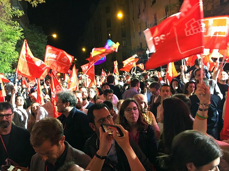 Испанские социалисты