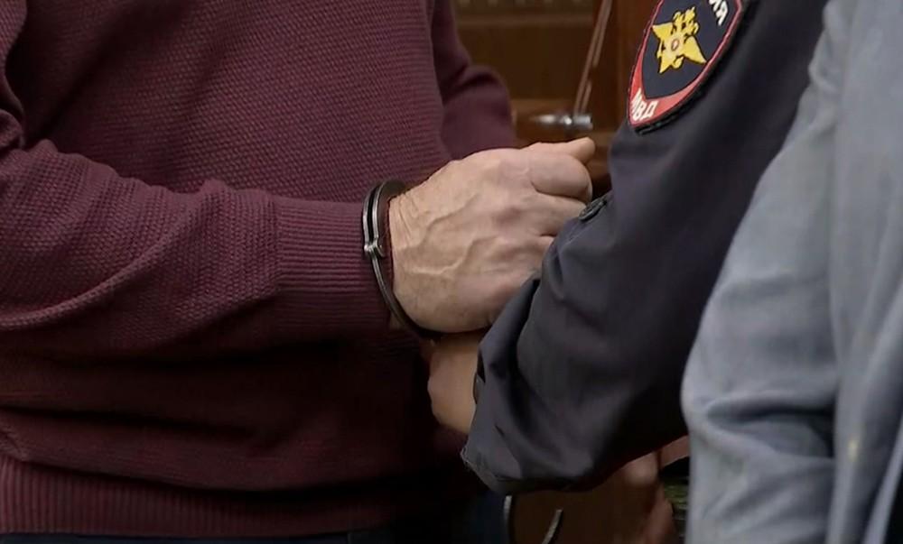 Арест Виктора Захарченко