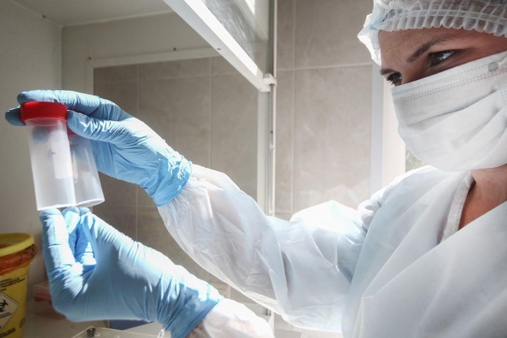 Лабораторные исследования клещей