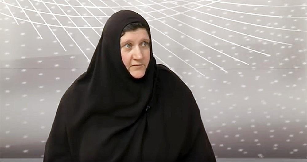 Бывшая певица Юлия Матвеева