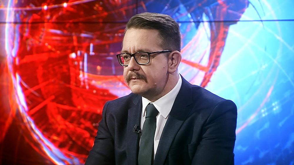 Политолог Александр Асафов