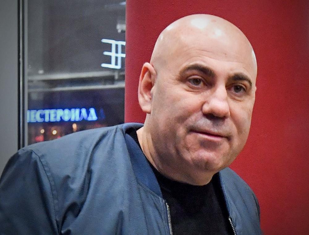 Продюсер Иосиф Пригожин