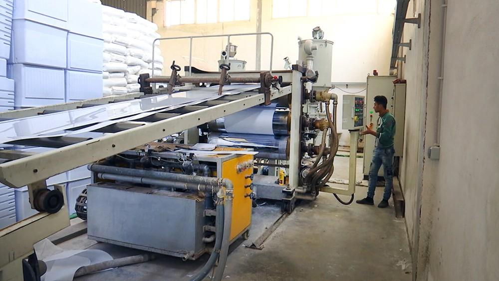 Производство в Сирии