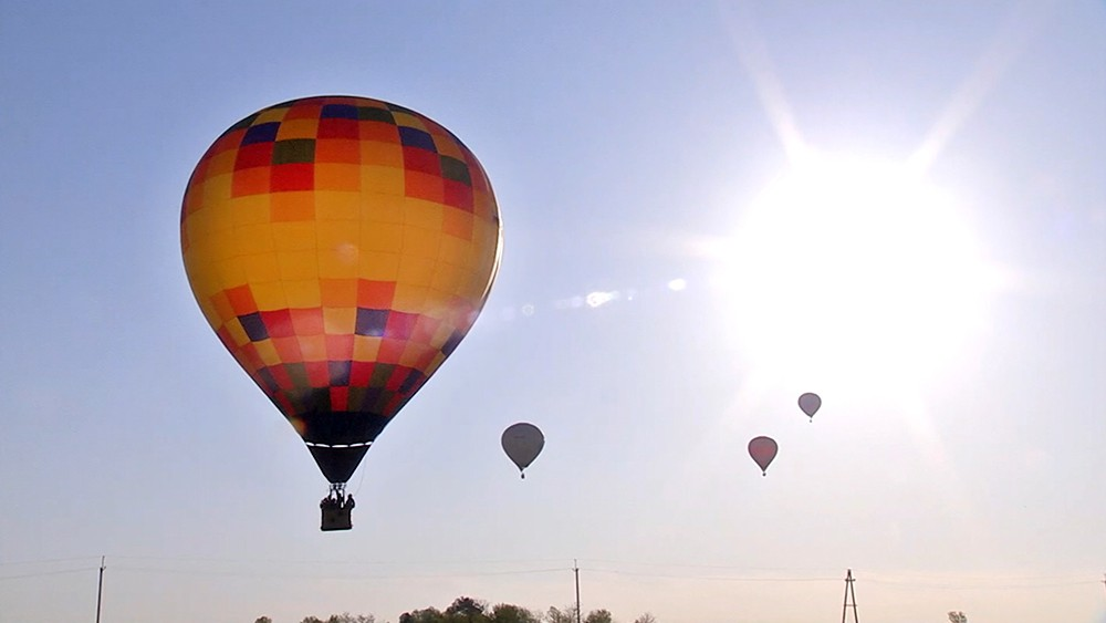 Фестиваль воздухоплавания