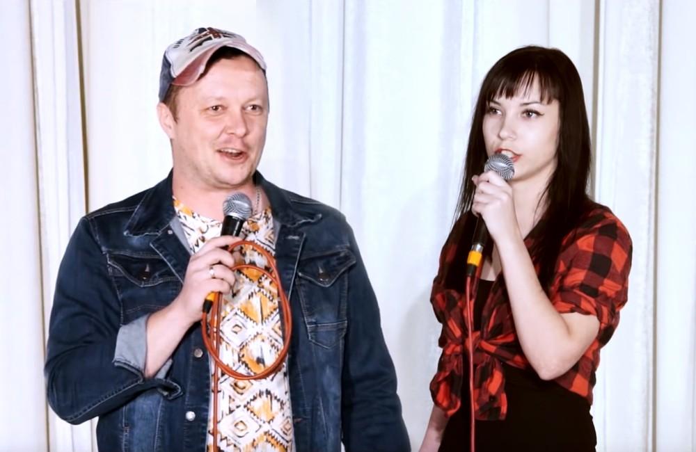 Участники Stand Up из Майкопа Денис Маловичко и Елена Зуева погибшие в ДТП