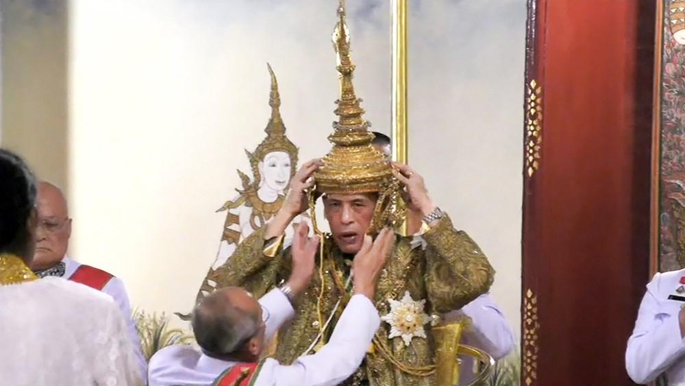 Король Таиланда Маха Вичаралонгкорн (Рама Х)
