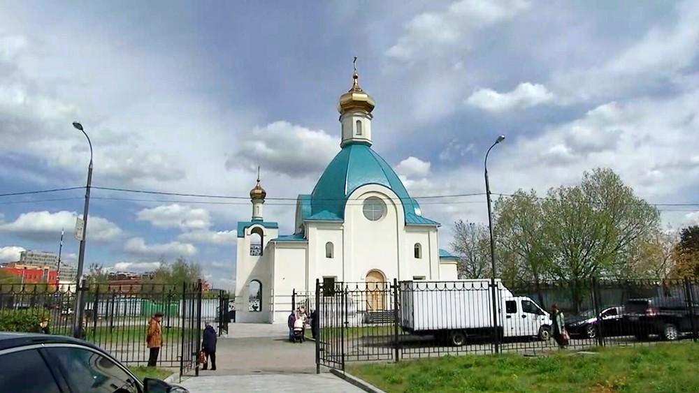Храма в Новокосиное