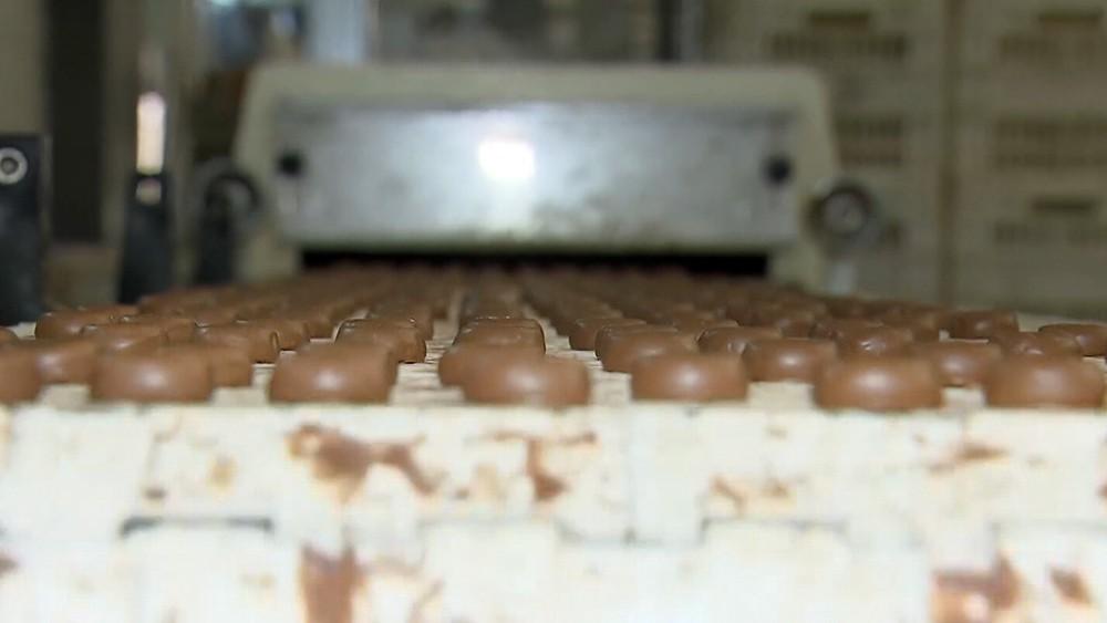 Кондитерская фабрика в Сирии