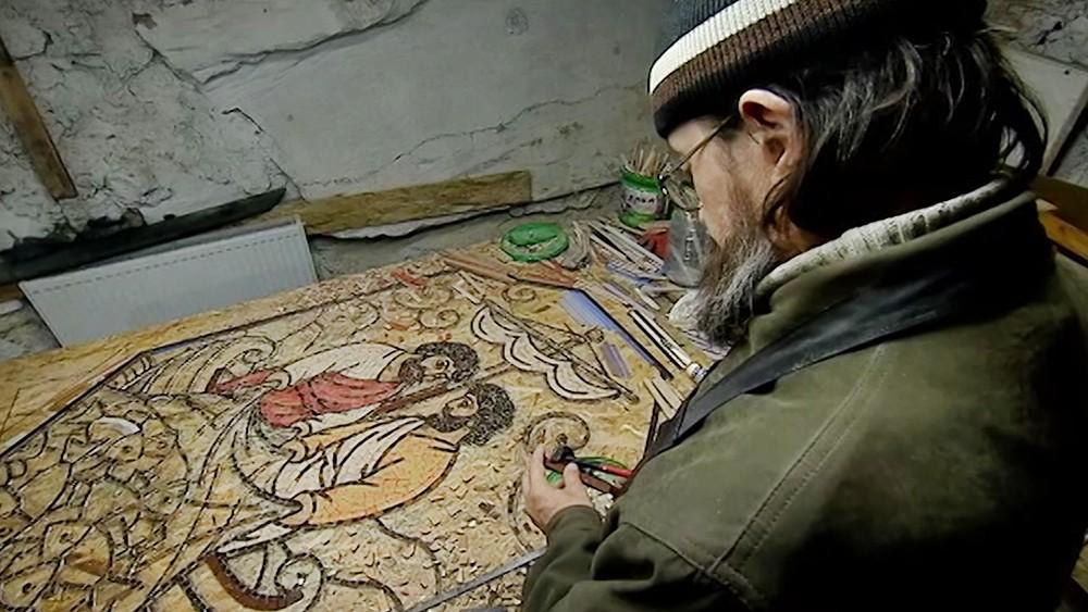 Восстановление мозаики