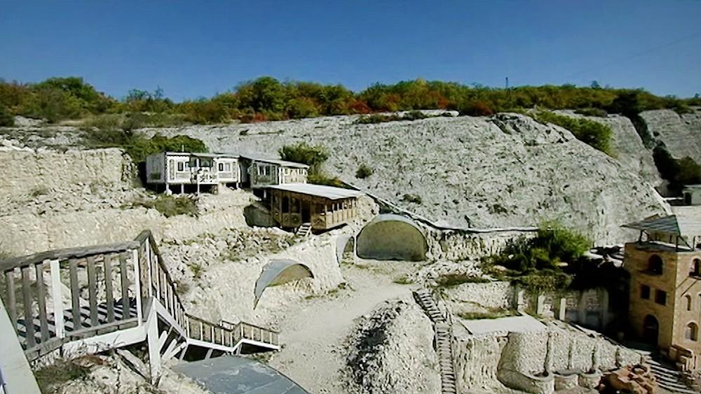 Бисерный храм Анастасии Узорешительницы в Крыму