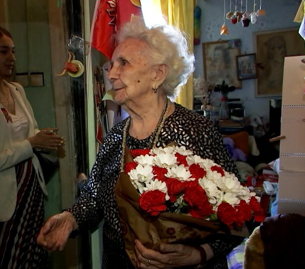 Ветеран Великой Отечественной войны Антонина Котлярова